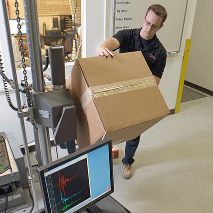 ISTA ASTM Package Testing Advanced Packaging